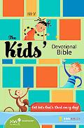 Kids' Devotional Bible New International Reader's Version
