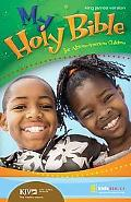 My Holy Bible for African-American Children, KJV