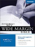 Zondervan Niv Wide Margin Bible