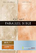 Holy Bible King James Version, Amplified, Parallel