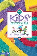Bible New International Reader's Version Kids Devotional