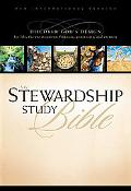 NIV Stewardship Study Bible: Discover God's Design for Life, the Environment, Finances, Gene...
