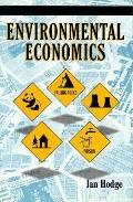Environmental Economics Individual Incentives and Public Choices