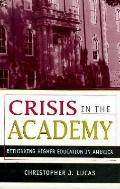 Crisis in the Academy
