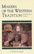 Makers of the Western Tradition Portraits from History Portraits from History