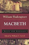 Macbeth Text and Contexts