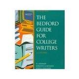 The Bedford Guide for College Writers: With Reader