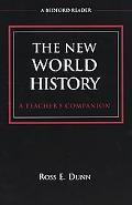 New World History A Teacher's Companion