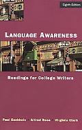 Language Awareness Readings for College Writers