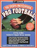 Sports Encyclopedia: Pro Football