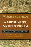Midsummer Night's Dream: Texts and Contexts