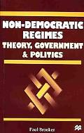Non-Democratic Regimes Theory, Government and Politics