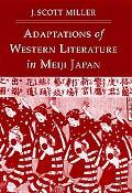 Adaptations of Western Literature in Meiji Japan
