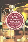 Official Harvard Student Agencies Bartending Course