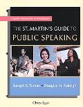 Workbook to Accompany The St. Martin's Guide to Public Speaking
