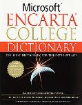 Microsoft Encarta College Dictionary