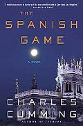 The Spanish Game: A Novel (Alec Milius)