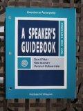 Speaker's Guidebook Text and Reference  Exercises