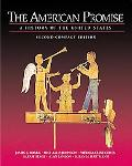 American Promise A History of the United States to 1877 Compact Edition