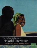 Bedford Anthology of World Literature Pack B (Volumes 4, 5, and 6)