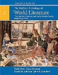 The Bedford Anthology of World Literature: The Ancient, Medieval, and Early Modern World