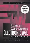 Research and Documentation in the Electronic Age MLA/Chicago Update - Diana Hacker - Paperba...