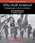 Who Built America?  Volume Two: Since 1877: Working People and the Nation's History