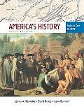 America's History, Volume One: To 1877, Sixth Edition