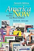 America Now Short Readings from Recent Periodicals