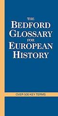 Bedford Glossary of European History