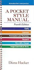 Pocket Style Manual 4e & i cite