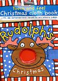 Rudolph's Christmas: Christmas Cloth Book - Roger Priddy - Hardcover