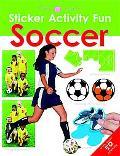 Sticker Activity Fun Soccer