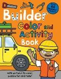 Preschool Color and Activity Books Builder