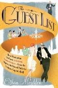 Guest List : How Manhattan Defined American Sophistication - From the Algonquin Round Table ...