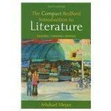 Compact Bedford Introduction to Literature 8e & Writing About Literature 2e & LiterActive