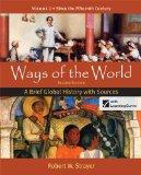 Ways of the World: A Brief Global History with Sources, Volume 2
