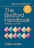 The Bedford Handbook with 2009 MLA Update