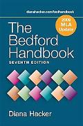 The Bedford Handbook 7e with 2009 MLA Update