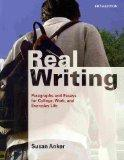 Real Writing 5e & Make-a-Paragraph Kit