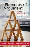 Elements of Argument: A Text and Reader