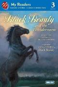 Black Beauty and the Thunderstorm (My Readers)