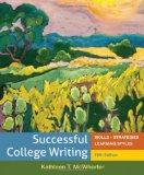 Successful College Writing: Skills - Strategies - Learning Styles