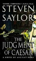 Judgment Of Caesar A Novel Of Ancient Rome