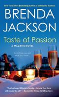Taste of Passion (Madaris Family Novels Series)