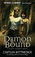 Demon Bound (Black London, Book 2)