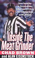 Inside the Meat Grinder - Chad Brown - Mass Market Paperback