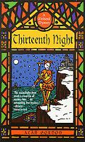 Thirteenth Night: A Medieval Mystery - Alan Gordon - Mass Market Paperback