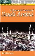 Culture and Customs of Saudi Arabia