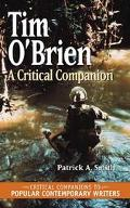 Tim O'brien A Critical Companion